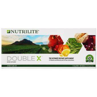 Amway Nutrilite Double X Refill นิวทริไลท์ ดับเบิ้ล เอ็กซ์ ชนิดเติม(1ชิ้น)