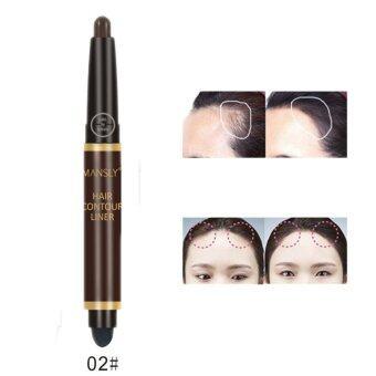 ANA Hair Contour Liner ปากกา เติมไรผม ชนิดแท่ง (Brown #02)