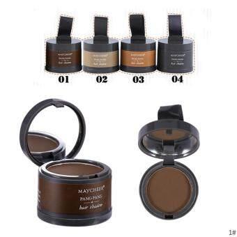 สนใจซื้อ ANA Maycheer Powder hair shadow แป้งฝุ่น อัดแข็ง ปิดไรผม (No.01)