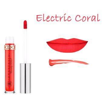 ลดราคา ANASTASIA Liquid Lipstick (Electric Coral) 3.2g