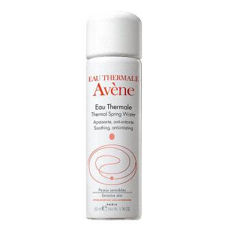Avene Thermal SpringWaterคืนความชุ่มชื่นและเก็บกักน้ำในผิวได้ยาวนานยิ่งขึ้น50ml (1ขวด)