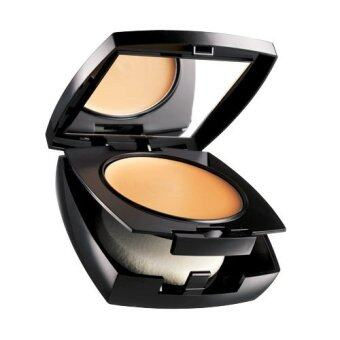 Harga AVON ideal plus dual powder (ผิวขาว)