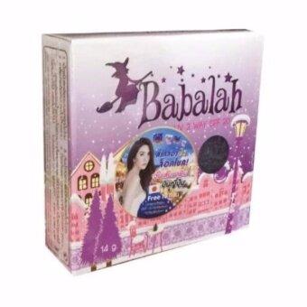 Babalah บาบาร่า แป้งเค้กทูเวย์ ผสมรองพื้น 2 Way 14 g. เบอร์ 2 ( 1 ตลับ )