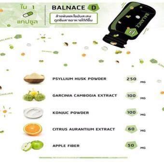 Balance D + Balance S สินค้า Premium อาหารเสริมลดน้ำหนัก - 4