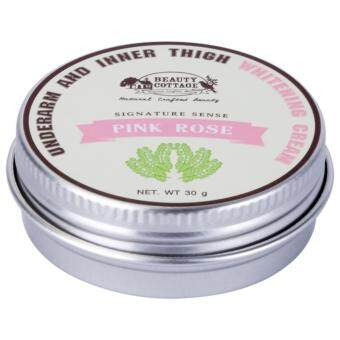 BEAUTY COTTAGE Pink Rose Underarm&Inner thigh Whitening Cream