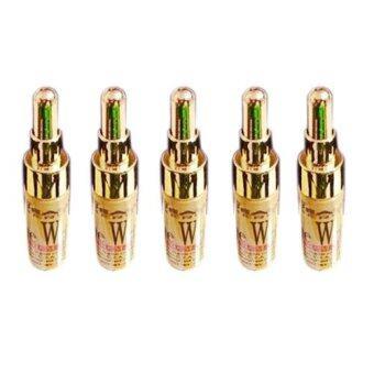 Beauty3 Gold Serum เซรั่มรกแกะผสมทองคำบริสุทธิ์ 5ml. (5 กล่อง)