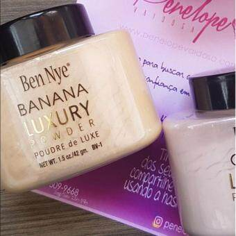 Harga Ben Nye Banana Luxury Powder 42g