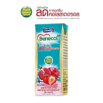Benecol ผลิตภัณฑ์เสริมอาหารแพลนท์สตานอล ยูเอชที แพค 36 กล่องตราเบเนคอล - 2