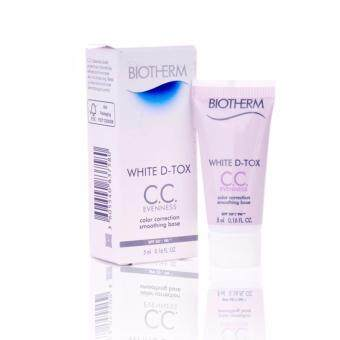 Biotherm White D-Tox CC Evenness Color Correction Smoothing Base 5ml