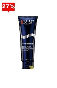 BiothermHomme Force Supreme Cleanser 125ml