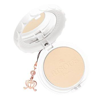 Bisous Bisous White Posy Whitening Powder Pact SPF27 PA++ #2 (#2 Beige)