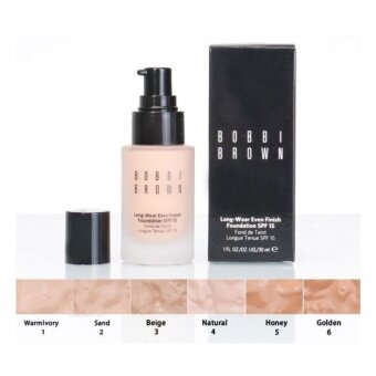 Bobbi brown long wear even finish foundation #5 Honey