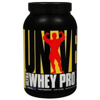 Harga BP MUSCLE - Universal Nutrition Ultra Whey Pro Strawberry 2 lbs.เวย์โปรตีน รสสตอเบอรี่