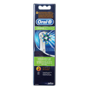 Braun Oral-B EB50-2 Oral-B CrossAction Toothbrush Replacement BrushHeads 1PACK