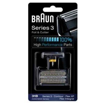 Harga Braun Series 31B Flex XP Integral Shaver Foil + Cutter Replacement