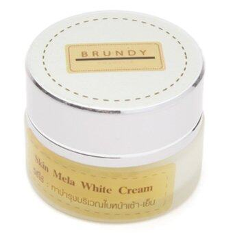 Harga Brundy Skin Mela White Cream 15 g.