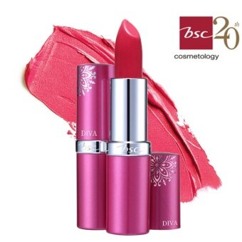 BSC DIVA SUPER MATTE LIP COLOR สี P5