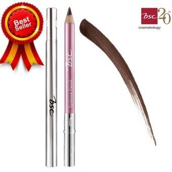 BSC EYEBROWN PENCIL ดินสอเขียนคิ้ว สี N2 น้ำตาลเข้ม