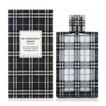 Harga Burberry Brit for Men EDT 100 ml.