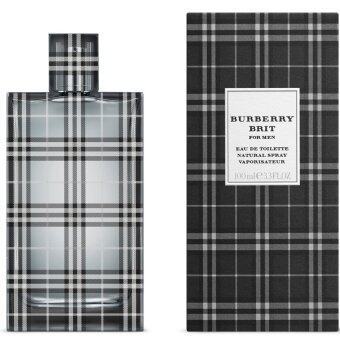 Harga Burberry Brit for Men EDT 100 ml. (พร้อมกล่อง)
