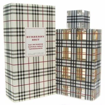 Harga Burberry Brit for Women EDP 100 ml.