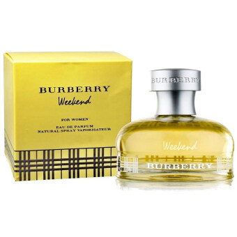 Harga Burberry Weekend for Women EDP 100ml.