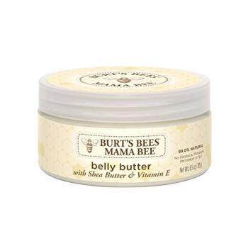 Harga Burt's Bees Mama Bee Belly Butter 6.5 oz (198 g)