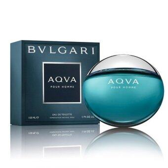 Bvlgari Aqva Pour Homme For Men EDT 100ml (พร้อมกล่อง)