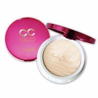Cathy Doll CC Powder Pact SPF40 PA+++ 12g (M) Speed White #23Natural Beige