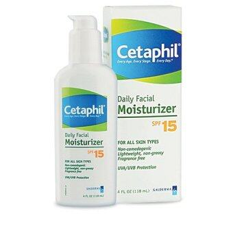 Cetaphil Daily Facial Moisturizer SPF15 PA+++ 118 ml.