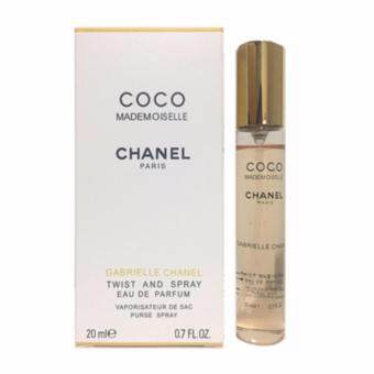 Harga น้ำหอม Chanel Coco Mademoiselle EDP 20 ml.