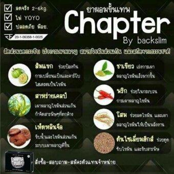 Chapter Plus By BackSlim แชพเตอร์ พลัส