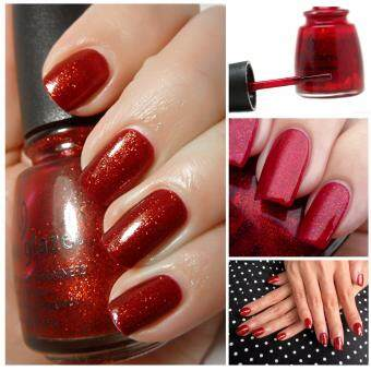 China Glaze - Nail Lacquer ยาทาเล็บ ไชน่าเกลซ สี Ruby Pumps - 70577