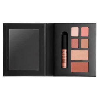 นิกซ์ โปรเฟสชั่นแนล เมคอัพ วานเดอร์ลาส , ลิป อาย แอนด์ เฟส คอลเล็คชั่น - CITYSET13 สต็อคโฮม อายแชโดว์ NYX Professional Makeup WANDERLUST LIP, EYE & FACE COLLECTION - CITYSET13 STOCKHOLM eyeshadow