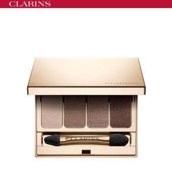 CLARINS อายแชโดว์ 4-Colour Eye Palette 03 Brown