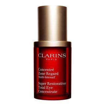 Harga Clarins Super Restorative Total Eye Concentrate 15ml