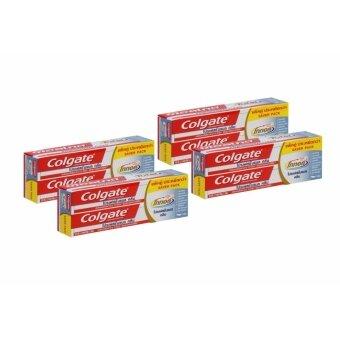 คอลเกต ยาสีฟัน โททอล โปรเฟสชั่นแนล คลีน ครีม 150 กรัม แพ็คคู่ X4 Set