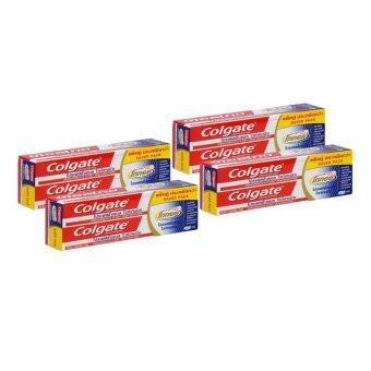 คอลเกต ยาสีฟัน โททอล โปรเฟสชั่นแนล ไวท์เทนนิ่ง 150 กรัม แพ็คคู่ X4 Set