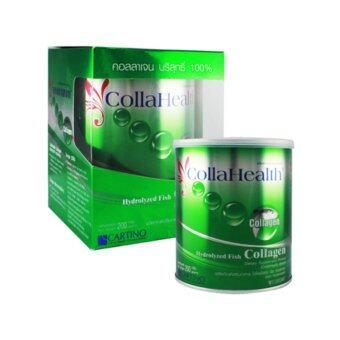 Collahealth อาหารเสริม Collagen Pure แท้บริสุทธิ์ 200g x1Packed