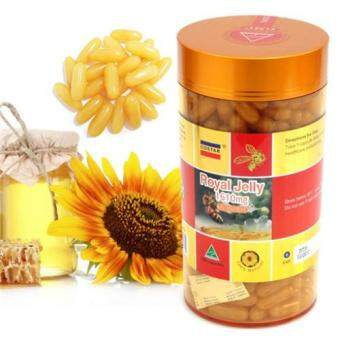 นมผึ้ง Costar Royal Jelly 1610mg 6% 365 เม็ด