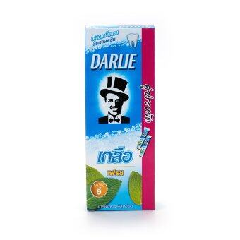 DARLIE ดาร์ลี่ ยาสีฟันเกลือเฟรช 140ก.X2 (คู่ประหยัด)