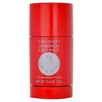 ต้องการขาย Davidoff Champion Energy Deodorant Stick 70ml.
