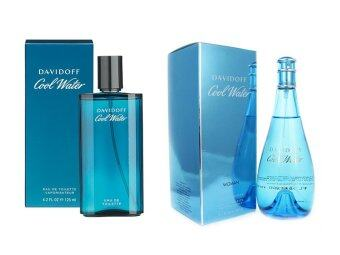 Davidoff น้ำหอม Cool Water for Men 125 ml.+ Women 100ml.