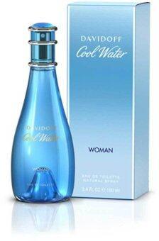 Davidoff Cool Water for Women 100 ml.