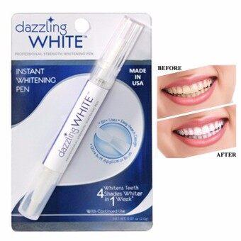Dazzling White Pen เจลฟอกฟันขาว Made in USA (1 กล่อง )