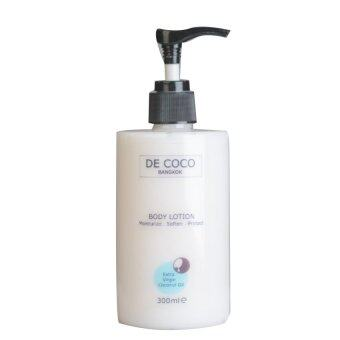 Harga DE COCO COCONUT BODY LOTION 300ml