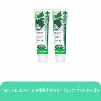 เปรียบเทียบราคา ยาสีฟัน Dentiste' Plus White Toothpaste 160 g. (2 Pcs)