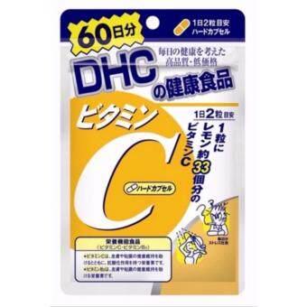 DHC Vitamin C ดีเอชซี วิตามินซี 60 เม็ด
