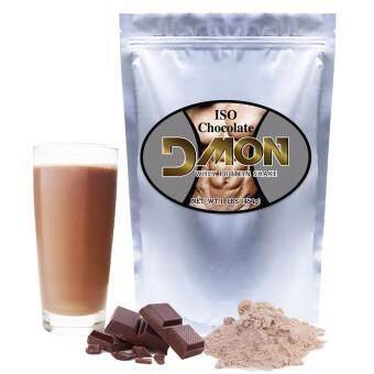 Dmon Whey Protein Isolate Chocolate 10 Lbs.(เวย์โปรตีน ไอโซเลท ช็อกโกแลต ขนาด 10 ปอนด์)