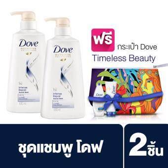 DOVE Shampoo Intense Repair